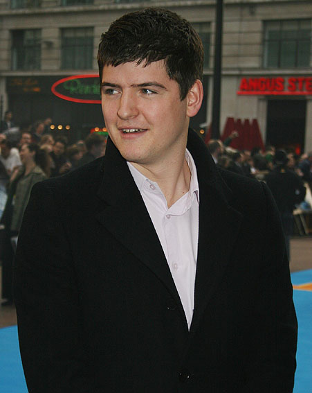 Martin was played by James Alexandrou until 2007 [Wenn]