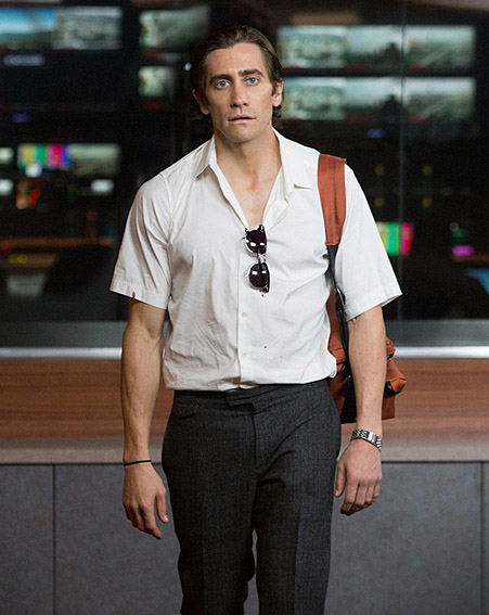 Jake Gyllenhaal lost a whopping 30lbs for his role in Nightcrawler recently too
