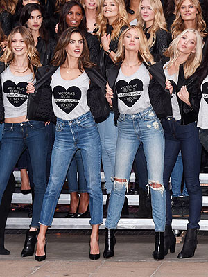 Say what?! Here's 10 things that will blow your mind about Victoria's Secret and their Angels [Rex]