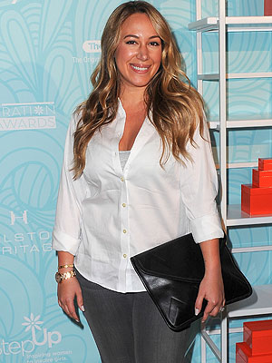 Haylie Duff has proudly announced she's pregnant with her first baby [Wenn]