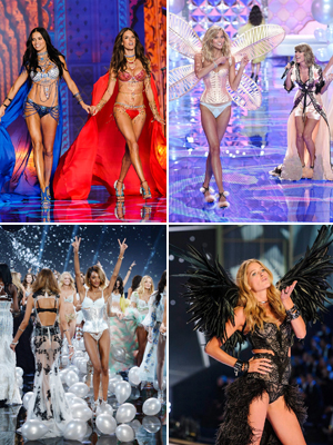 Victoria's Secret Fashion Show - highlights [Splash]