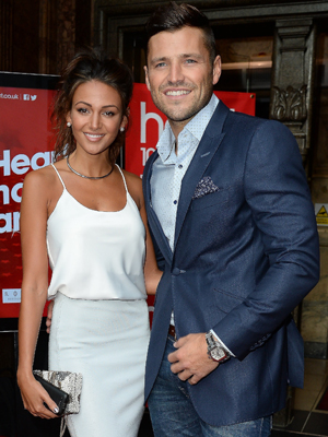 Mark Wright planning best Christmas EVER with Michelle Keegan [Wenn]