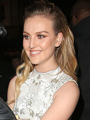 Perrie Edwards on wedding plans [Splash]