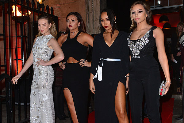 The girls spoke about their new album while Jade revealed she was on the lookout for a man [Flynet]