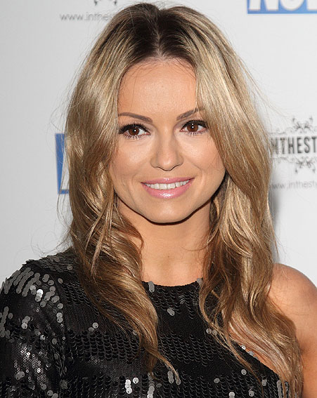 Ola Jordan rumoured to be quitting Strictly Come Dancing at the end of this series [Wenn]