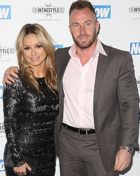 James Jordan and his wife have reportedly got their own reality show together too [Wenn]