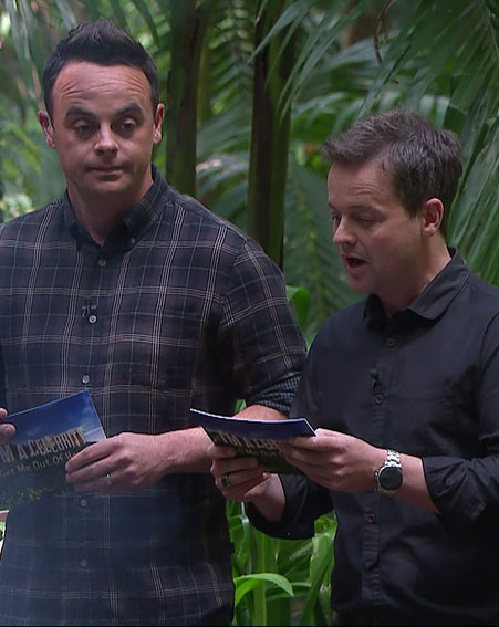Ant and Dec have cracked us up on this year's I'm A Celebrity...Get Me Out Of Here! [Wenn]