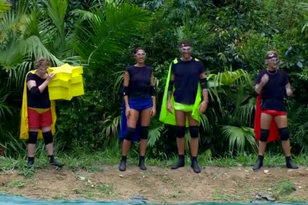I'm A Celebrity 2014 contestants faced their toughest trial yet [ITV]