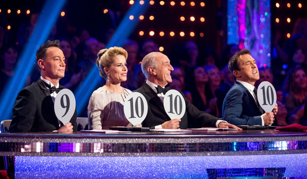 The judges were clearly impressed [BBC]