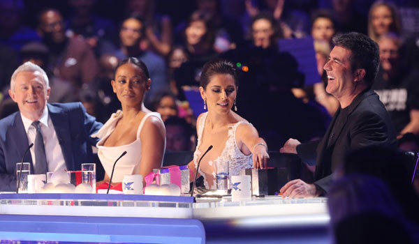 Simon Cowell shocked his fellow judges with his comments [ITV/Syco]