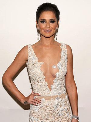Cheryl Fernandez Versini nip slip X factor