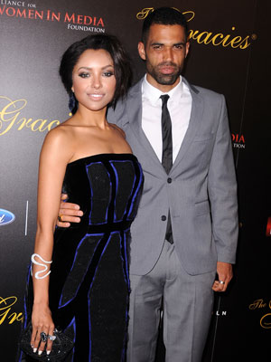 Kat Graham splits from fiancé of two years Cottrell Guidry [Wenn]