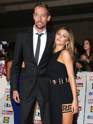 Abbey Clancy announces second pregnancy [Wenn]