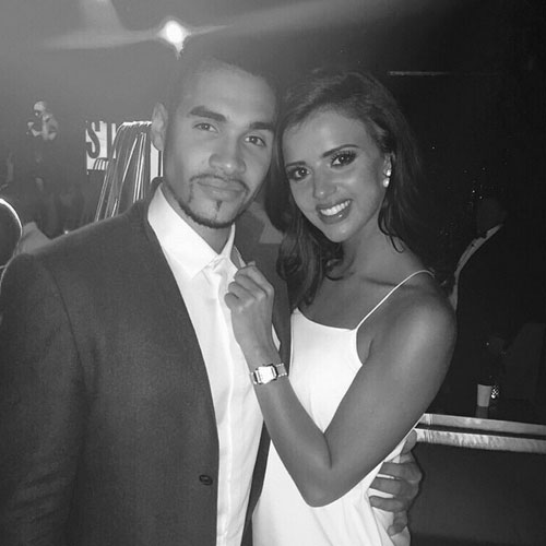 Lucy Mecklenburgh couple