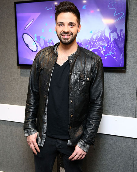 Ben Haenow wins his spot as Christmas number one [Getty]