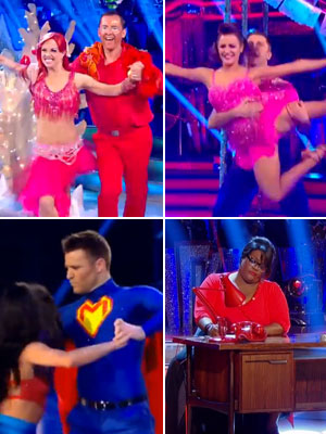 Strictly Come Dancing best performances [BBC]