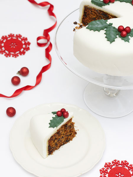 Traditional Christmas Cake Recipe Without Peel